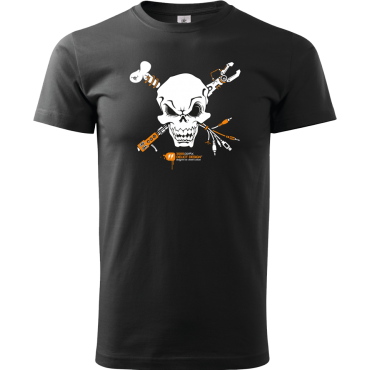 Pánské triko Skull - M,L,XL,XXL