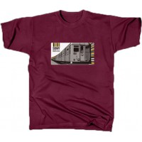 Pánské triko Metro -  M,L,XL,XXL  (černá, tm. modrá)