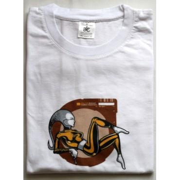 Pánské triko Alien - XL