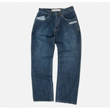 Pánské kalhoty Funstorm - S / Jeans
