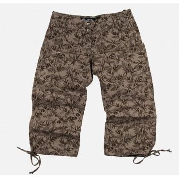 Dámské 3/4 kalhoty Funstorm - S / Light Brown