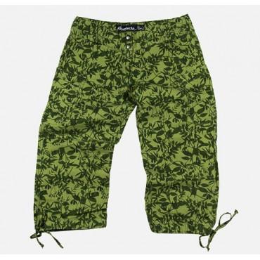 Dámské 3/4 kalhoty Funstorm - S / Green