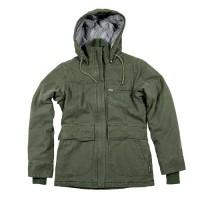 Dámský zimní kabát Funstorm - S