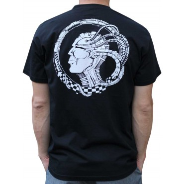 Tekno tričko pánské Cyberpunx - L, XXL