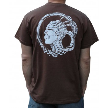 Tekno tričko pánské Cyberpunx - L,XL