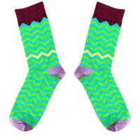 Designové ponožky / Surfer Toe
