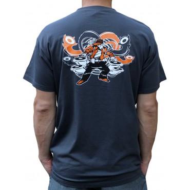 Tekno tričko pánské Dj - L,XL