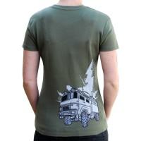 Tekno tričko dámské Expedition - S.L