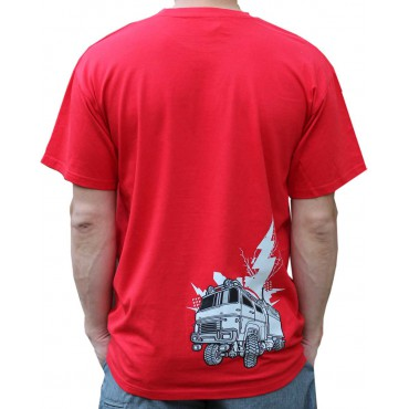 Tekno tričko pánské Expedition - L,XL