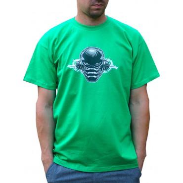 Tekno tričko pánské Mask - L, XL