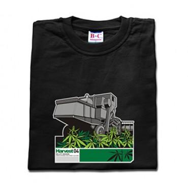 Pánské triko Harvest - L