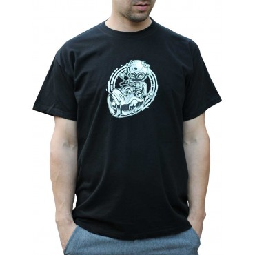 Tekno tričko pánské Hovercraft - L,XXL