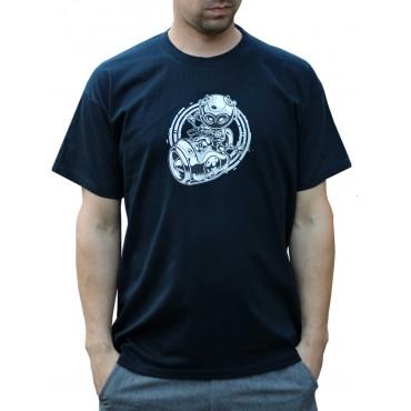 Tekno tričko pánské Hovercraft - L,XL