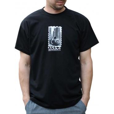 Tekno tričko pánské Gasmask - M,L.XL,XXL