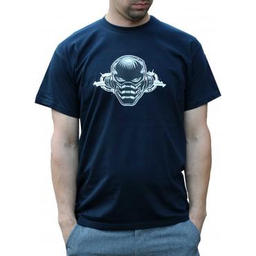 Tekno tričko pánské Mask - M, XXL