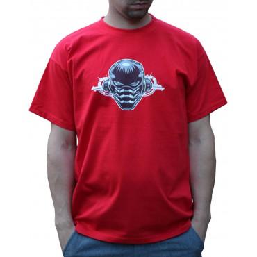 Tekno tričko pánské Mask - L