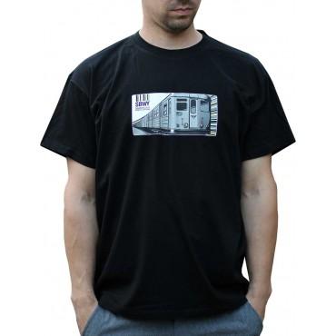 Tričko pánské Metro -  L,XL