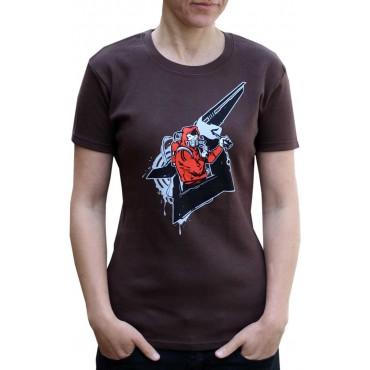 Tekno tričko dámské Molotov - S