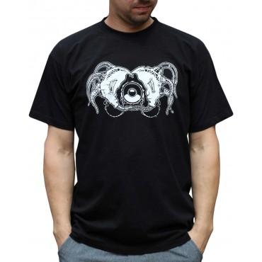 Tekno tričko pánské Moon - L,XL