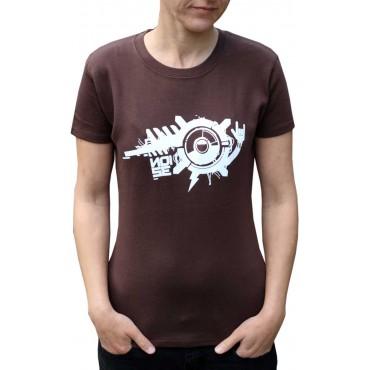 Tekno tričko dámské Noise - S