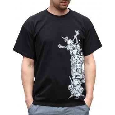 Tekno tričko pánské Orchestrion - L,XXL
