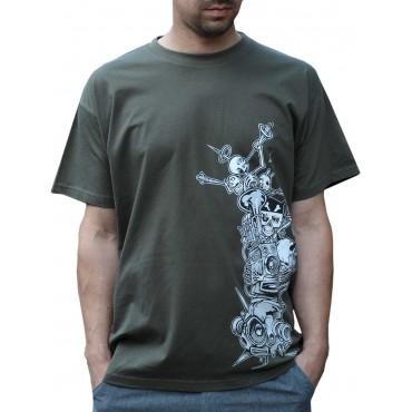 Tekno tričko pánské Orchestrion - S,M,XXL
