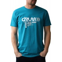 Pánské triko Drum - M,L