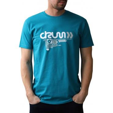 Pánské triko Drum - S