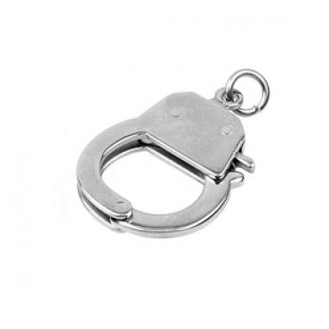 Přívěsek z chirurgické oceli / Handcuffs