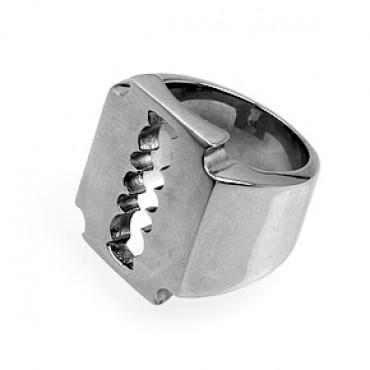 Prsten z chirurgické oceli Blade - US 7/ US 11