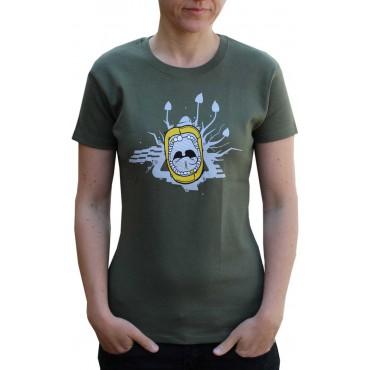 Tekno tričko dámské Pcylocibe - S