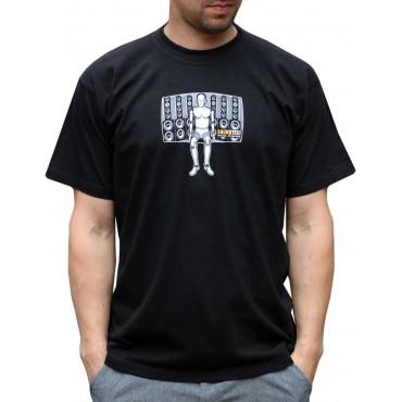 Tekno tričko pánské Soundtest - L