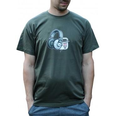Tričko pánské Sound - L,XL