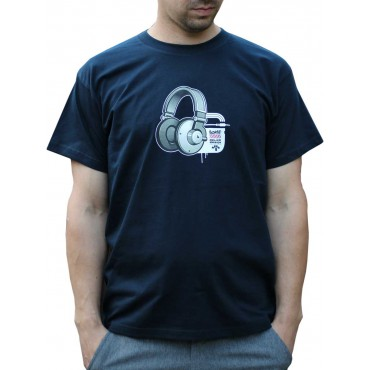 Tričko pánské Sound - M,XL