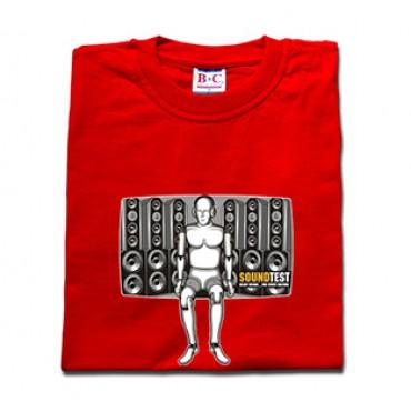 Pánské triko Soundtest - L,XL