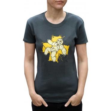 Tekno tričko dámské Voodoo - S,M